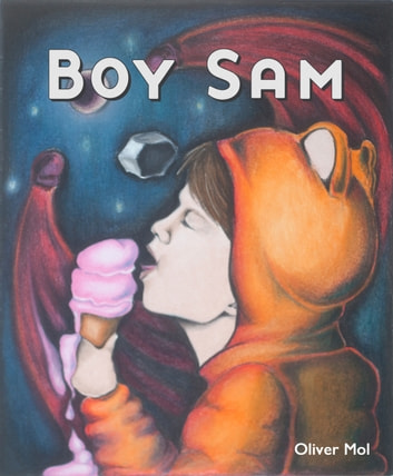 Boy Sam: Fires in Panama ebook by Oliver Mol