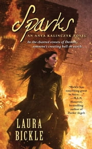 Sparks ebook by Laura Bickle