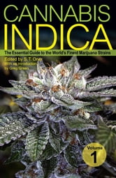 Cannabis Indica - The Essential Guide to the World's Finest Marijuana Strains ebook by