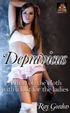 Depravicus ebook by Ray Gordon