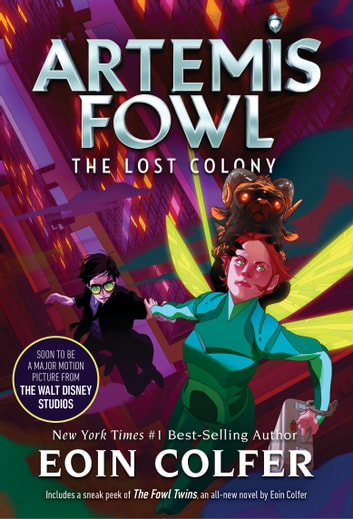 Artemis Fowl Book 1 Epub