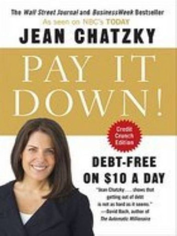 Pay It Down! - Debt-Free on $10 a Day ebook by Jean Chatzky