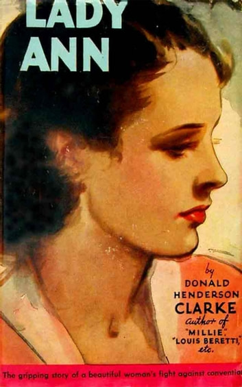 Lady Ann ebook by Donald Henderson Clarke