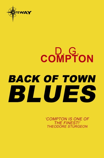 Back of Town Blues eBook by D.G. Compton