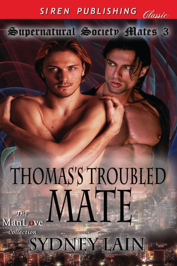 Thomas's Troubled Mate ebook by Sydney Lain