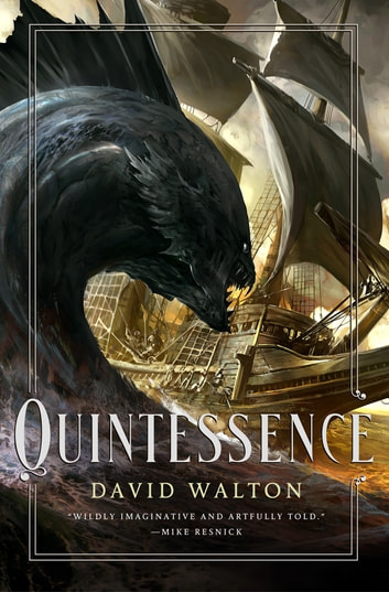Quintessence eBook by David Walton