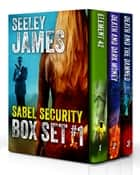Sabel Security Boxed Set, Books 1-3 - 3 Sensational Thrillers ebook by Seeley James