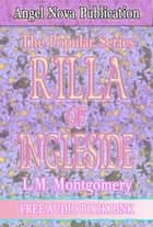 Rilla of Ingleside : Free Audio Book Link ebook by L.M. Montgomery
