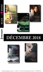 10 romans Black Rose (n°509 à 513 - Décembre 2018) ebook by