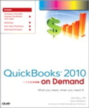 QuickBooks 2010 on Demand ebook by Gail Perry CPA,Laura Madeira