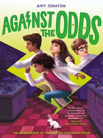 Against the Odds (The Odds Series #2) ebook by Amy Ignatow