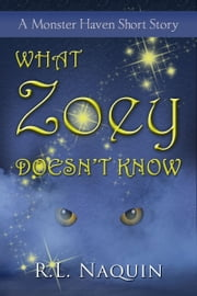 What Zoey Doesn't Know ebook by R.L. Naquin