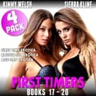 First Timers 4-Pack : Books 17 - 20 (First Time Erotica Rough Sex Erotica Age Gap Erotica) audiobook by Kimmy Welsh