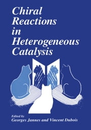 Chiral Reactions in Heterogeneous Catalysis ebook by Vincent Dubois,G. Jannes