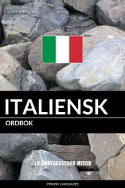 Italiensk ordbok: En ämnesbaserad metod ebook by Pinhok Languages