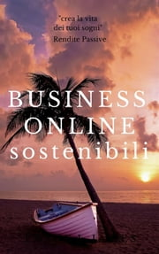 Business online sostenibili ebook by Revshare Profit