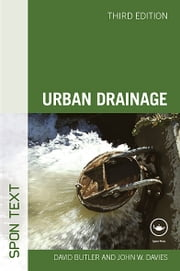 Urban Drainage ebook by David Butler,John Davies