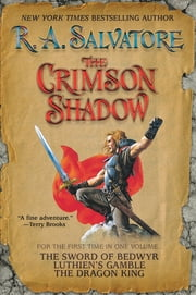 The Crimson Shadow ebook by R. A. Salvatore