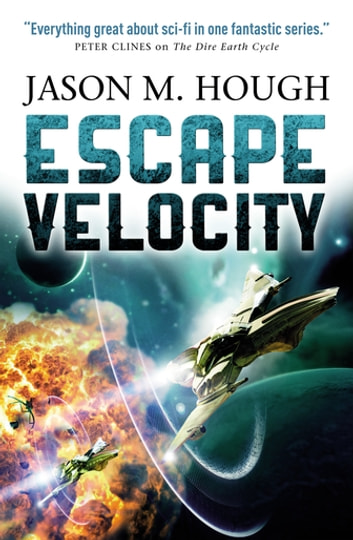 Escape Velocity - The Darwin Elevator 5 ebook by Jason M. Hough
