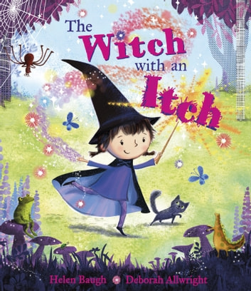 The Witch with an Itch ebook by Helen Baugh