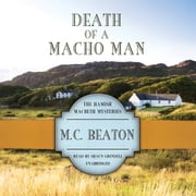 Death of a Macho Man audiobook by M. C. Beaton