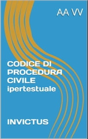 Codice di procedura civile ebook by AA.VV.