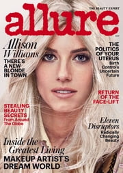 Allure - Issue# 3 - Conde Nast magazine
