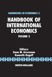 Handbook of International Economics ebook by G.M. Grossman,Kenneth Rogoff
