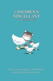 Children's Miscellany - Volume 3 ebook by Dominique Enright