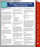 English Grammar And Punctuation (Speedy Study Guides) ebook by