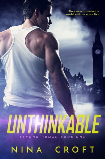 Unthinkable ebook by Nina Croft