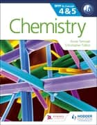 Chemistry for the IB MYP 4 & 5 - By Concept eBook by Annie Termaat, Christopher Talbot