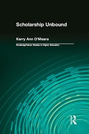 Scholarship Unbound ebook by Kerry Ann O'Meara
