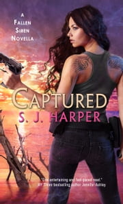 Captured ebook by S.J. Harper