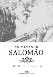 As Minas de Salomão ebook by H. Rider Haggard