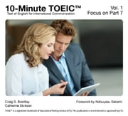 Focus on TOEIC Part 7 (Double Passages) ebook by Craig S. Brantley,Catherine Dickson