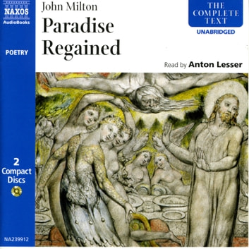 Paradise Regained audiobook by John Milton