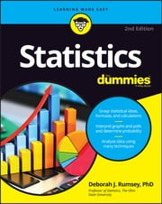 Statistics For Dummies ebook by Deborah J. Rumsey