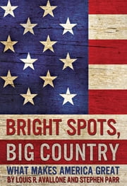 Bright Spots, Big Country - What Makes America Great ebook by Louis R. Avallone, Stephen Parr