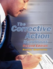 The Corrective Action Handbook, Second Edition ebook by Denise Robitaille