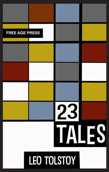 Twenty Three Tales ebook by Leo Tolstoy