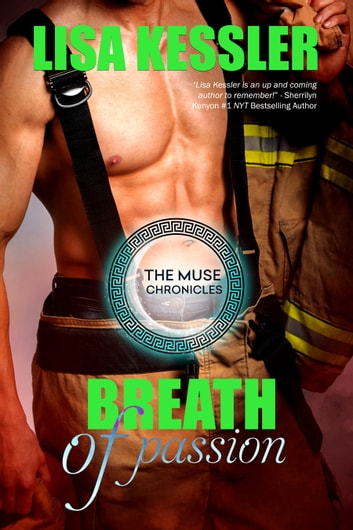Breath of Passion ebook by Lisa Kessler