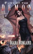 Fury of the Demon ebook by Diana Rowland