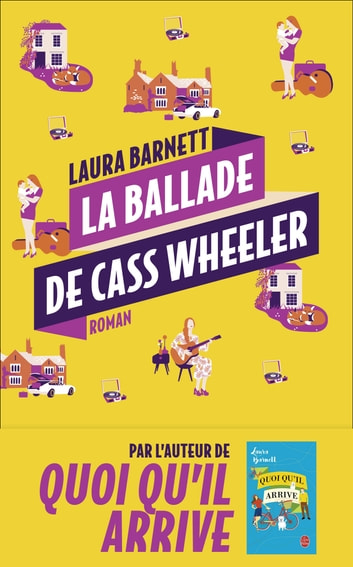 La ballade de Cass Wheeler ebook by Laura BARNETT