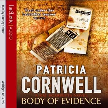 Body Of Evidence audiobook by Patricia Cornwell