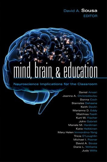 Mind, Brain, & Education - Neuroscience Implications for the Classroom ebook by