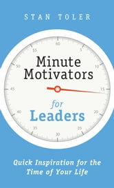 Minute motivators for leaders ebook by stan toler 9780736968225 minute motivators for leaders fandeluxe Image collections