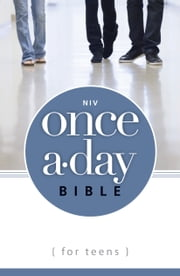 NIV Once-A-Day Bible for Teens ebook by Zonderkidz