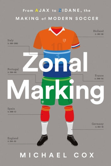 Zonal Marking - From Ajax to Zidane, the Making of Modern Soccer ebook by Michael Cox