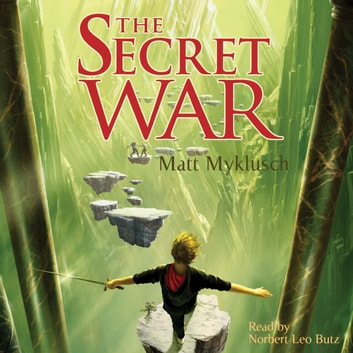 The Secret War audiobook by Matt Myklusch